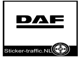 Daf design 2 sticker