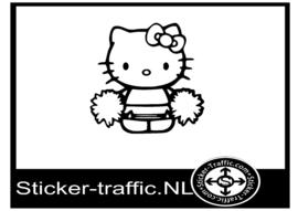 Hello Kitty design 12 sticker