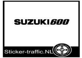 Suzuki600 sticker
