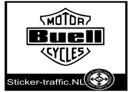 Buell Motor cycles Sticker
