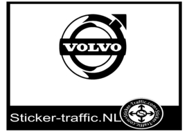 Volvo design 1 sticker