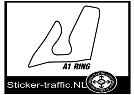 A1 ring circuit sticker