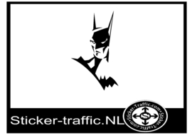 Batman design 4 sticker