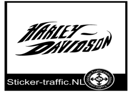 Harley Davidson design 10 sticker