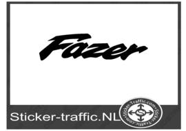 Yamaha Fazer Sticker