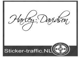 Harley Davidson design 13 sticker