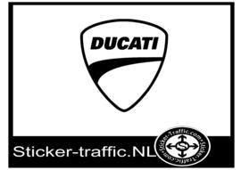 Ducati design 3 sticker
