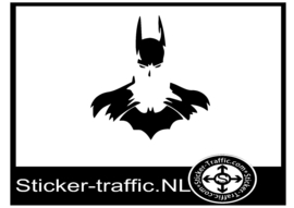 Batman design 6 sticker
