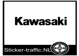 Kawasaki sticker