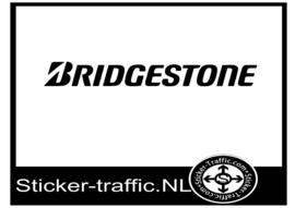 Bridgestone sticker