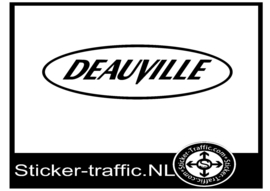 Deauville sticker