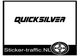 Quicksilver sticker