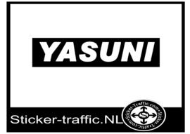 Yasuni sticker
