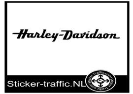 Harley Davidson design 6 sticker