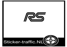 RS sticker