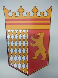 Tabbert logo fullcolour sticker  27,5 cm hoog x 22cm breed