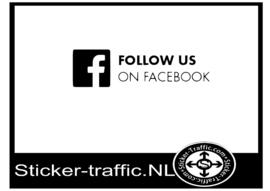 Facebook design 3 sticker