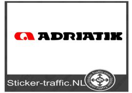 Adriatik sticker