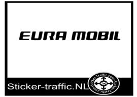 Eura mobil caravan sticker