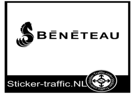 Beneteau sticker