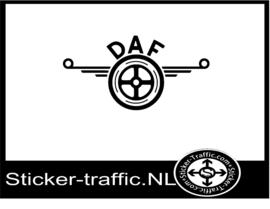Daf sticker