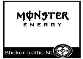Monster energie design 1 sticker
