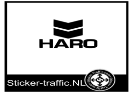 Haro sticker