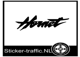 Honda Hornet design 2 sticker
