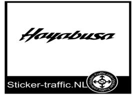 Suzuki Hayabusa sticker