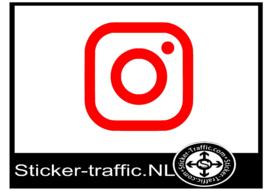 instagram design 2 sticker