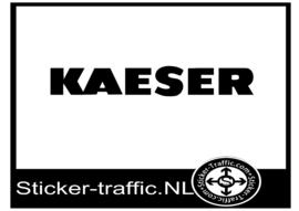 Kaeser sticker