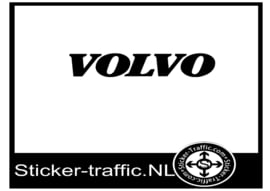 Volvo sticker