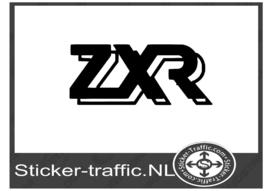 Kawasaki ZXR sticker