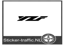 Yamaha YZF sticker