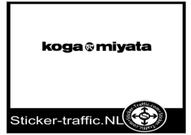 Koga Miyata sticker