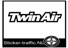 TwinAir sticker