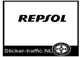 Repsol sticker