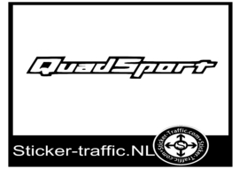 Suzuki Quadsport sticker