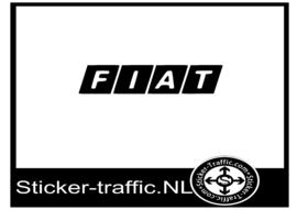 Fiat design 2 sticker