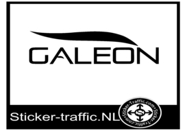 Galeon sticker