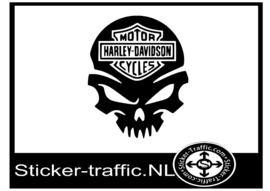 Harley Davidson design 22 sticker