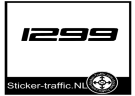 Ducati 1299 sticker