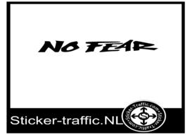 No Fear sticker