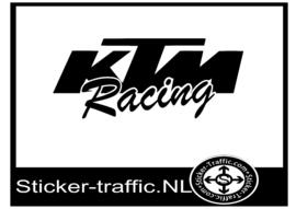 KTM racing design 2 sticker