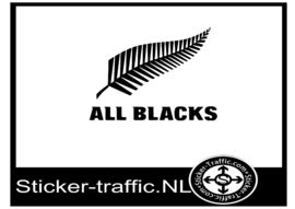 New zealand all blacks sticker