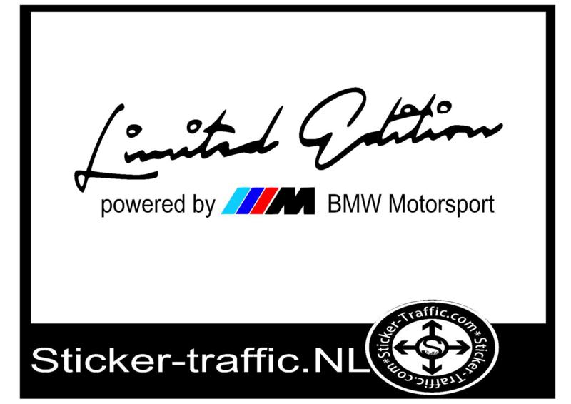 BMW Limited Edition