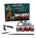 Age of Sigmar - Paints & Tools Set