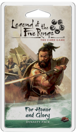 LEGEND OF THE FIVE RINGS FOR HONOR AND GLORY- ENG