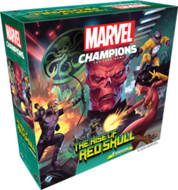 PRESALE - MARVEL LCG CHAMPIONS THE RISE OF RED SKULL EXP. - RELEASE: 09/2020