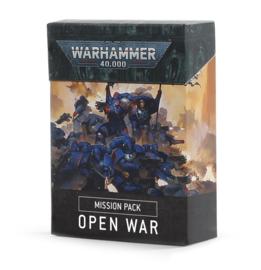 Warhammer 40,000: Mission Pack: Open War (English)